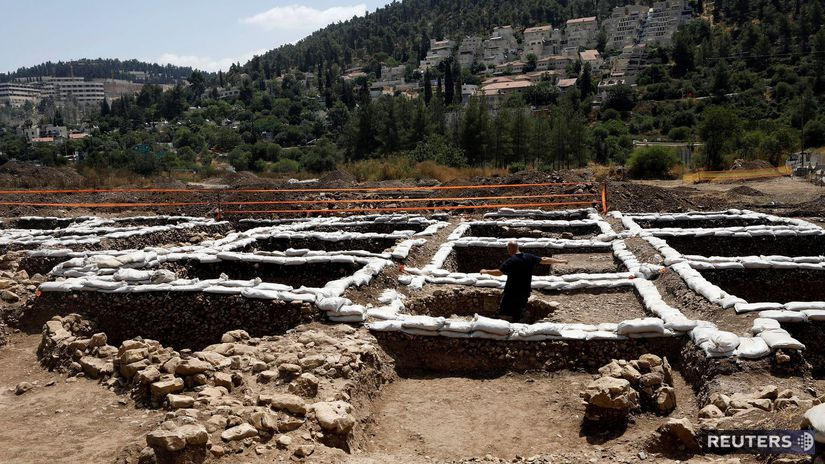 ARCHAEOLOGY-ISRAEL/