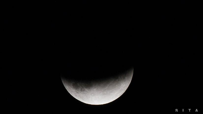 ASTRONÓMIA: Èiastoèné zatmenie mesiaca