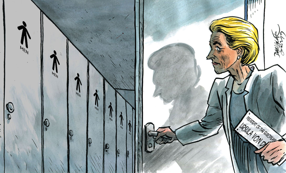 Karikatúra 18.07.2019