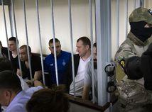 rusko, ukrajina, námorníci, kerčský prieliv, väzenie