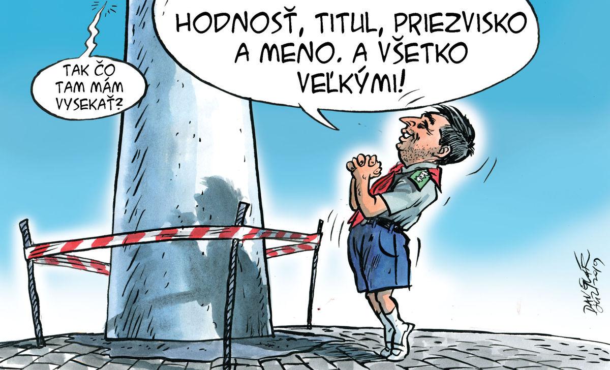 Karikatúra 19.07.2019