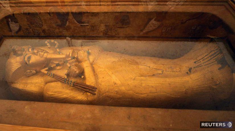 Egypt / Tutanchamón /