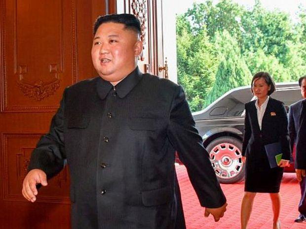 Kim Čong-un - autá