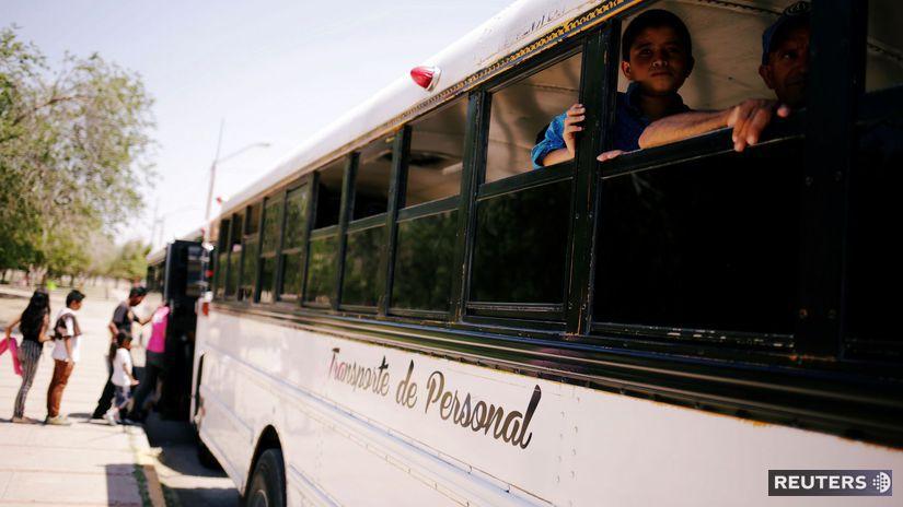 Mexiko / autobus /