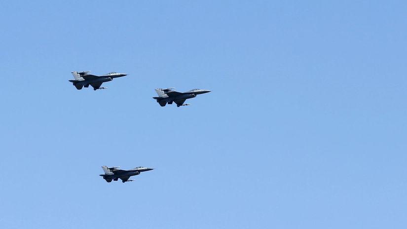 stíhačka, F-16