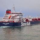 tanker, ropa, Hormuzský prieliv, irán, británia, stena impero, Bulk