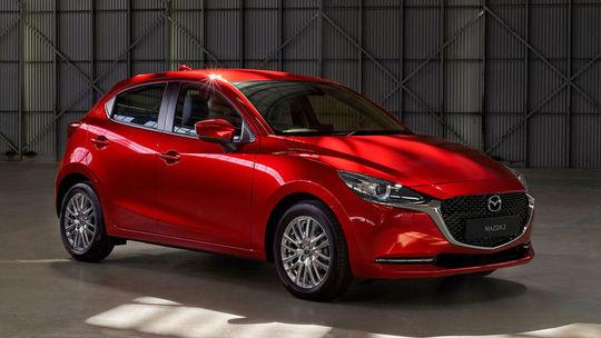 Mazda 2: Facelift prichádza po 5 rokoch. Zlepší sa hlavne technika