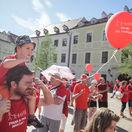 pochod Hrdí na rodinu bratislava