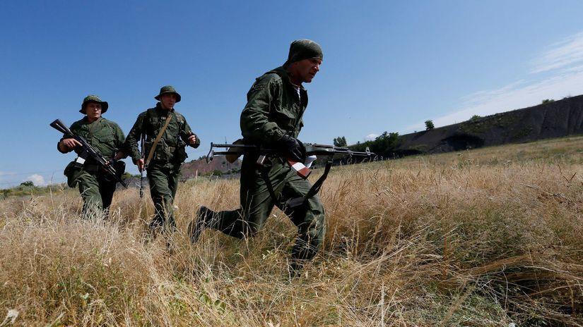 ukrajina, vojak, doneck, donecká republika