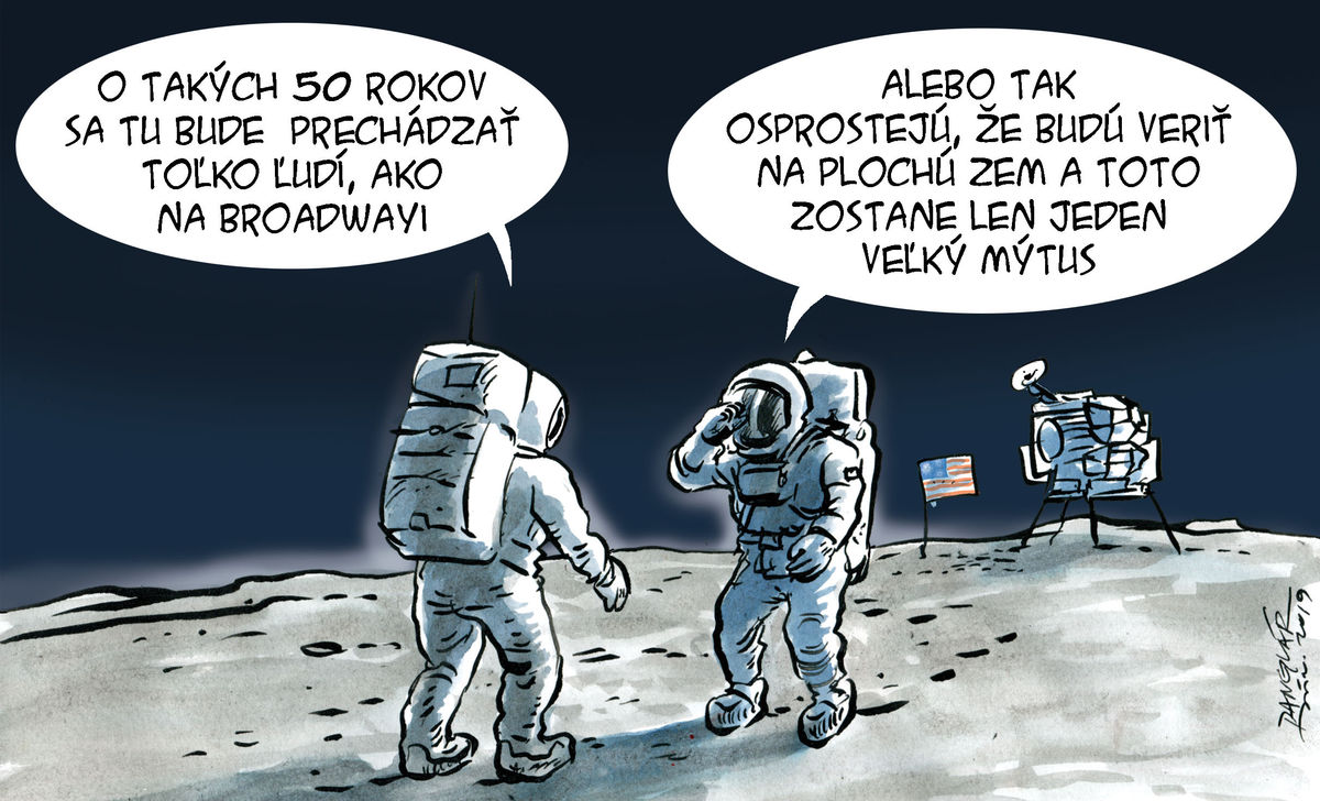 Karikatúra 22.07.2019