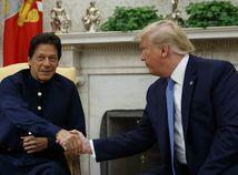 Donald Trump / Imran Chán /