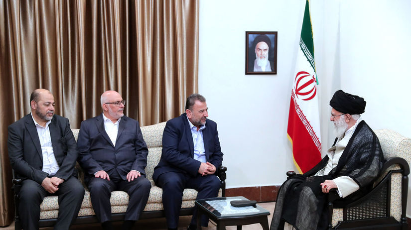 Irán / Hamas /