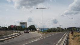 de910e20b VIDEO: Uzavretý nájazd do centra Bratislavy komplikuje vodičom cesty