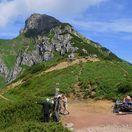 SR Belianske Tatry turistika príroda POX
