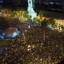 SR / Bratislava / Zhromaždenie / Za slušné Slovensko /