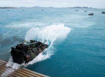 Lode / námorné cvičenie /