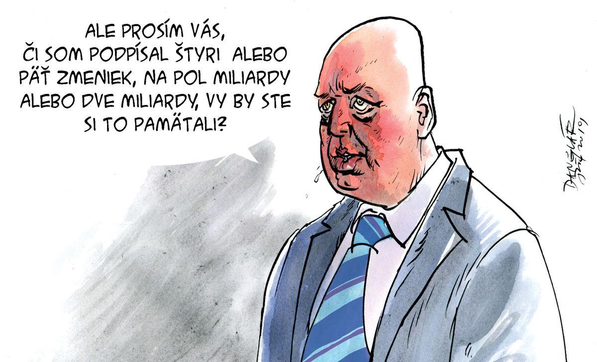 Karikatúra 25.07.2019