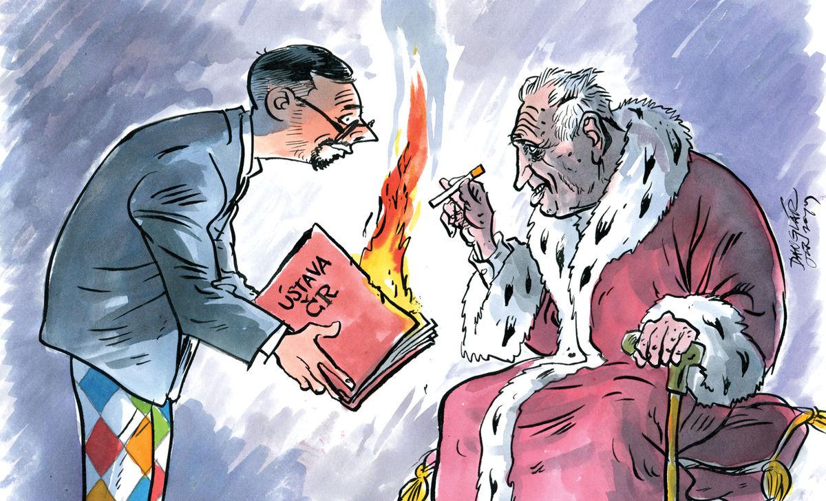 Karikatúra 26.07.2019