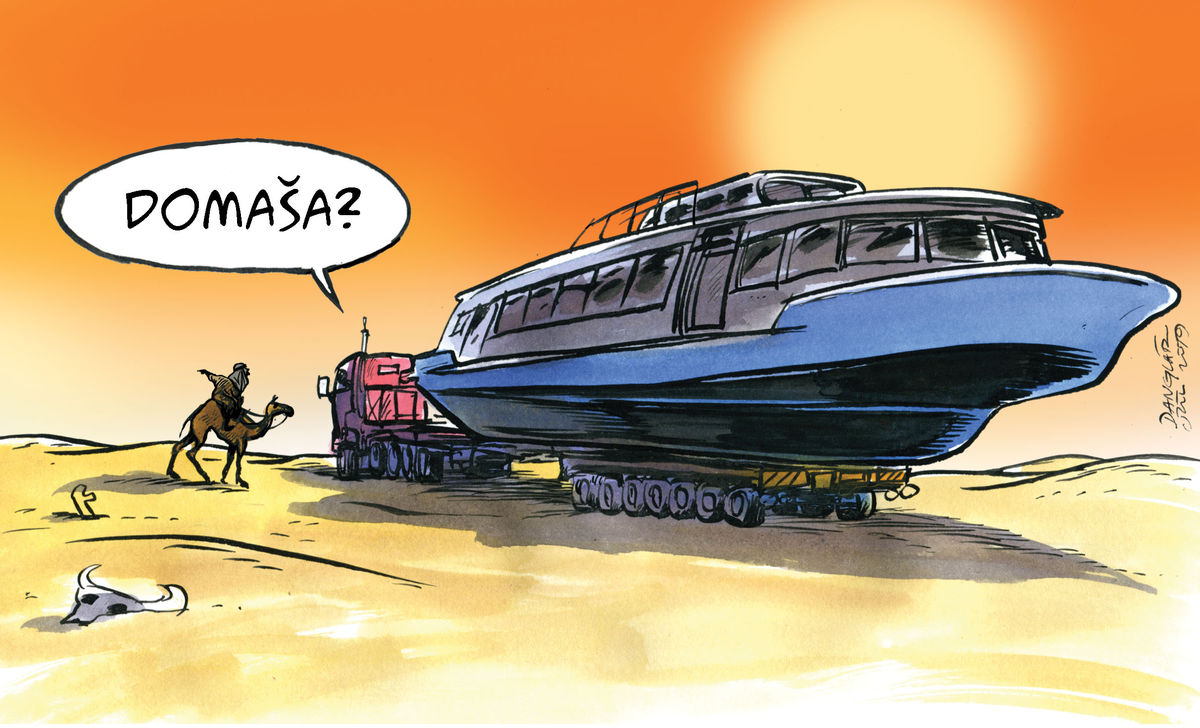 Karikatúra 27.07.2019