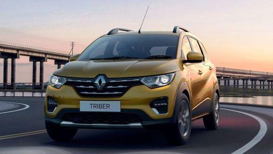 Renault Triber: Štyri metre pre siedmich! Škoda, že len v Indii