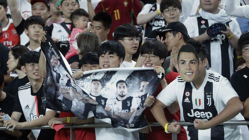 Cristiano Ronaldo, fanúšikovia