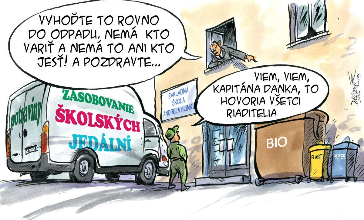 Karikatúra 29.07.2019