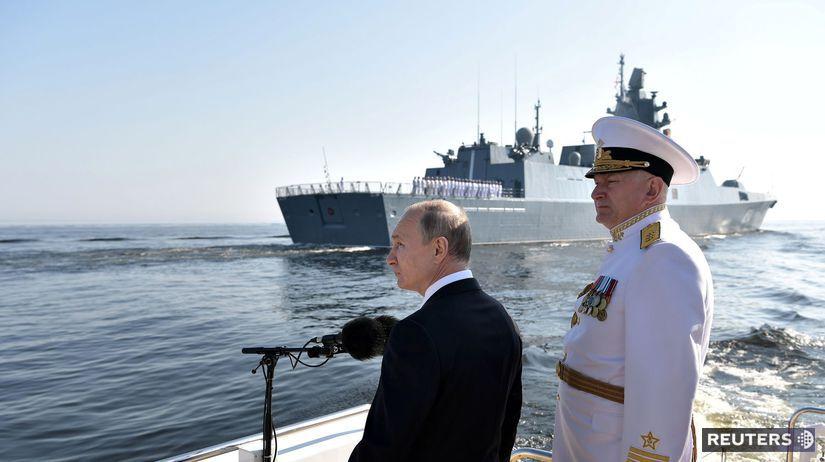 rusko, more, loď, námorná, vojenská,...