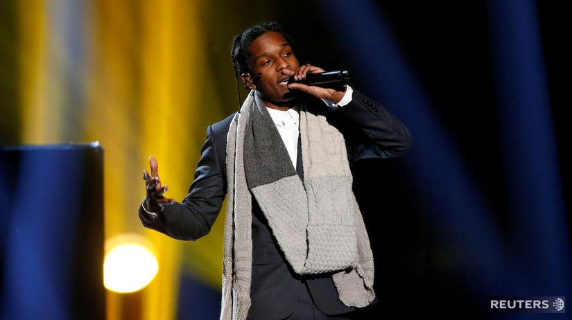 Americký raper A$AP Rocky