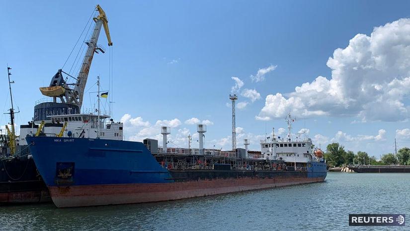 ukrajina, tanker, NEPOUZIVAT