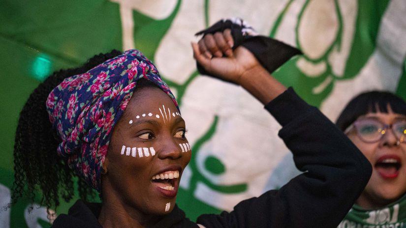 žena, afrika