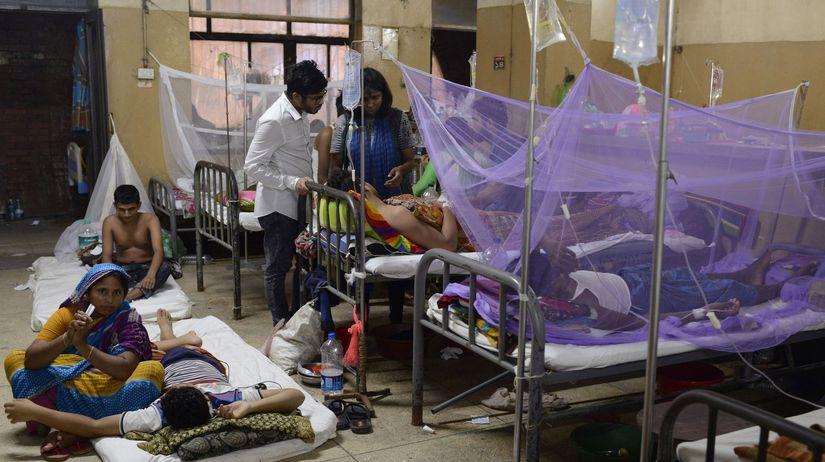 Bangladéš / horúčka dengue /