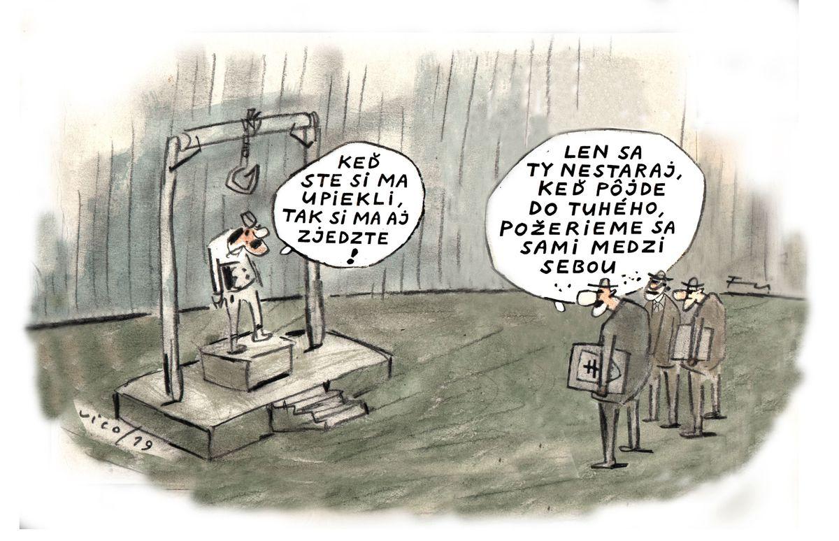 Karikatúra 31.07.2019
