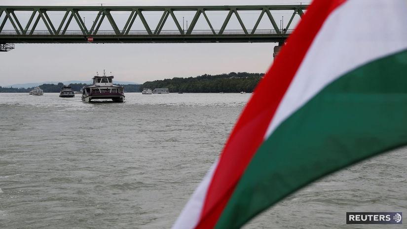 maďarsko, loď, dunaj