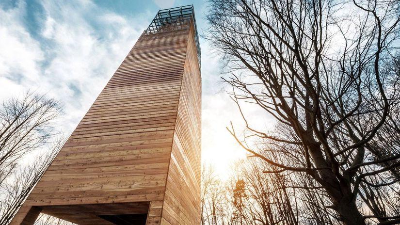 Vyhliadková veža Dubeň, Žilina
