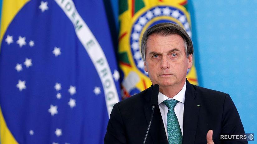 Jair Bolsonaro / Brazília /