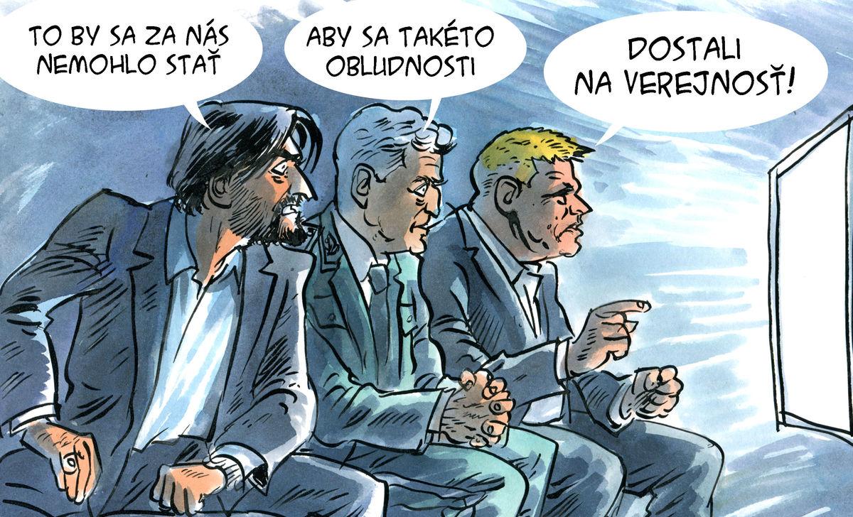 Karikatúra 02.08.2019