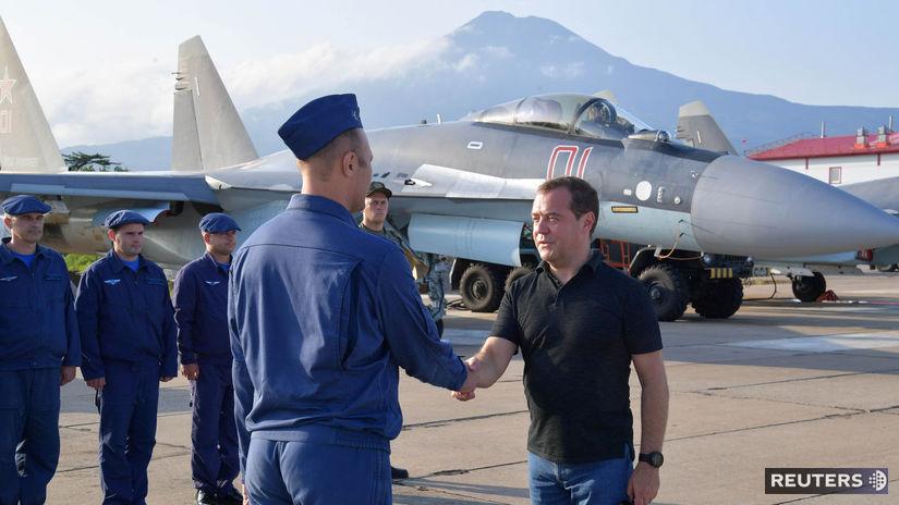 Dmitrij Medvedev / Sachalin / Iturup / Južné...