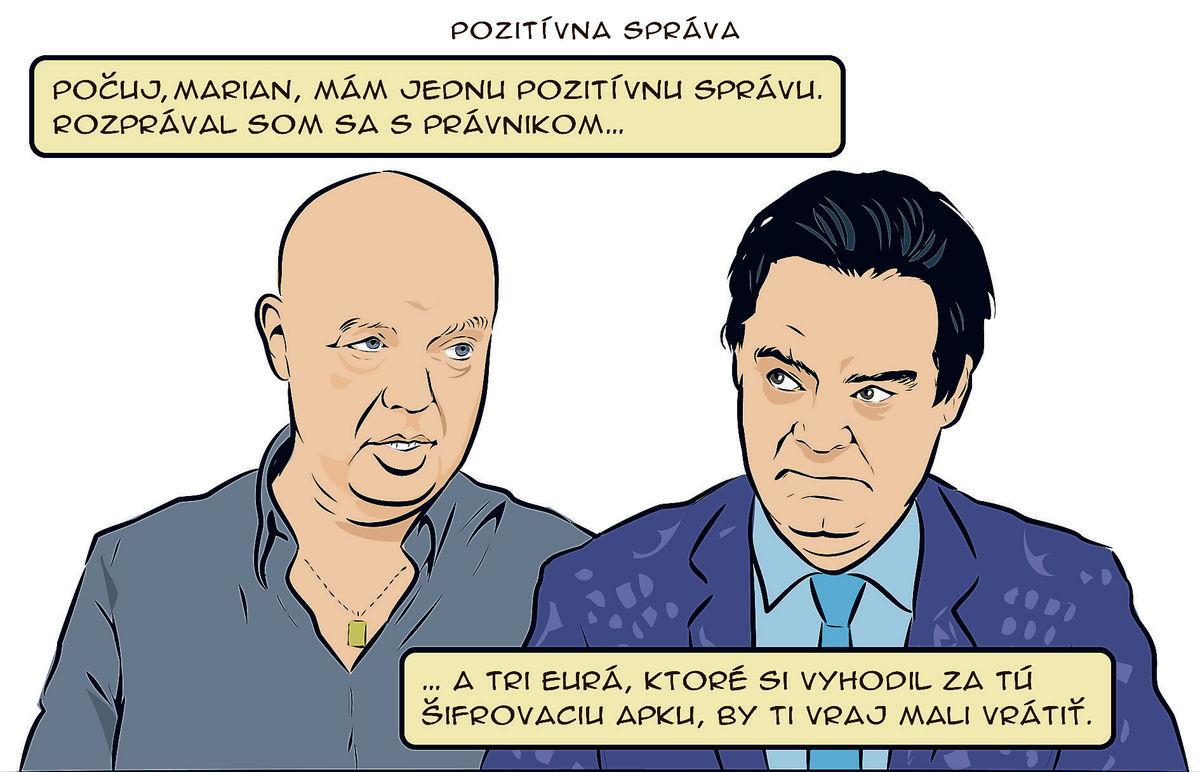 Karikatúra 03.08.2019