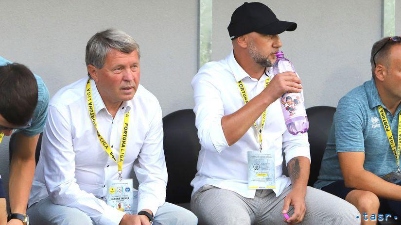 Milan Nemec, Rastislav Urgela