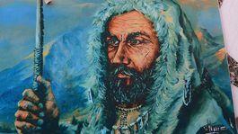jaskyňa Hučivá, praveký lovec