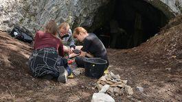 jaskyňa hučivá, tatry