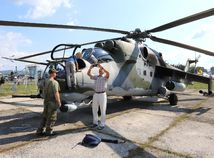 SR Sliač SIAF 2019 letecké dni program BBX