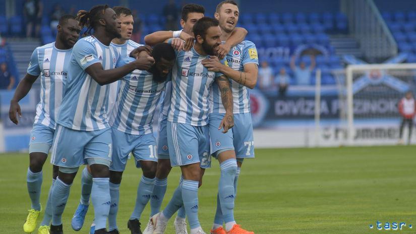 Fortuna liga: Senica - Slovan