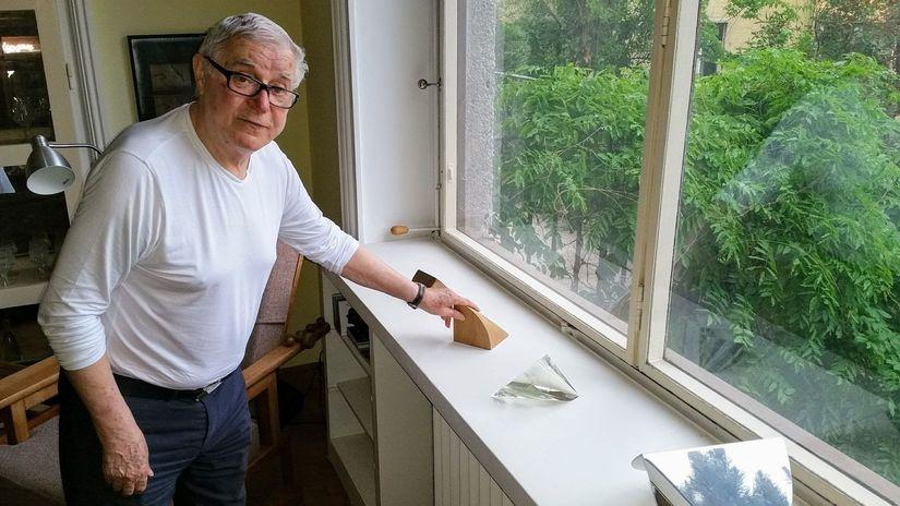 Marián Mudroch, výtvarník,