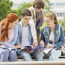 študenti, šúdium, škola, učenie,