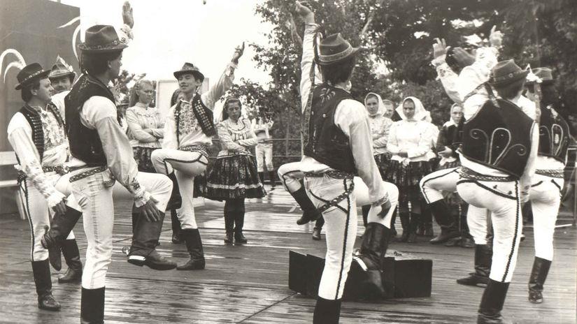 Zemplínske slávnosti, Michalovce, folklór