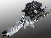Lamborghini - motor V12
