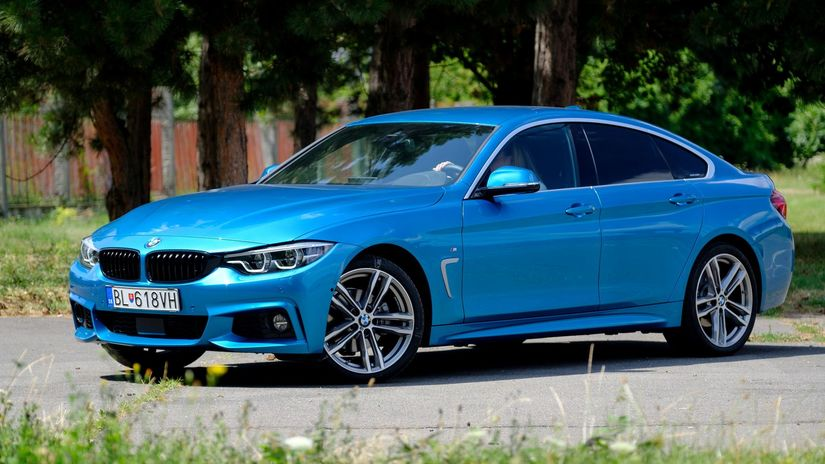 Test: BMW 420d xDrive Gran Coupé: 'Bavorák' ako víno. Len ...