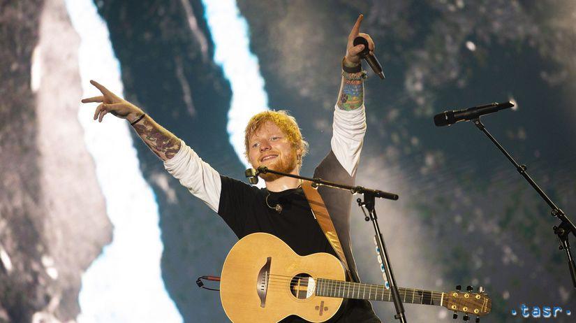 Sziget Ed Sheeran