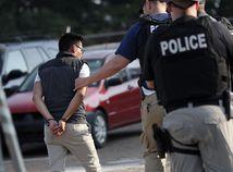 USA / Missisippi / migranti / zatknutie /
